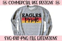 Eagles Pride SVG DXF PNG Product Image 1