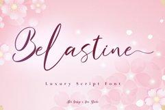 Belastine // Wedding Script Font Product Image 1