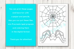 Coloring Pages with insects Product Image 6