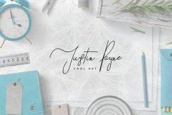 Good Wish Signature font Product Image 5
