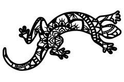 Wild Animal Mandala Bundle SVG Product Image 5