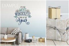 Christmas Wall Mockups Product Image 4