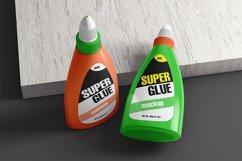 Glue Bottle Mockup Product Image 5