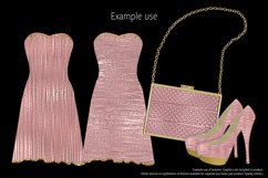 Metallic Rose Gold Textures Product Image 6