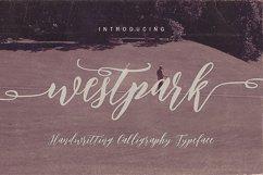 Westpark Script Font Duo Product Image 6