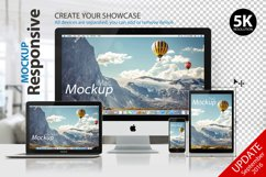 RESPONSIVE MOCKUP Product Image 1