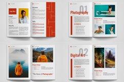 Graphic Design Portfolio Template Product Image 2