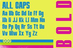 Quitter Bold Typeface Product Image 4