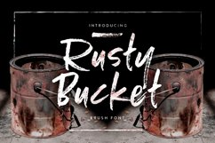 Rusty Bucket Product Image 1