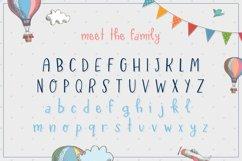 Air Balloon Font Product Image 4