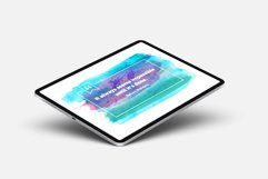 Watercolor Infographics. Presentation Templates. Product Image 3