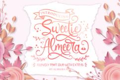 Sweetie Almeera Font Duo Product Image 1