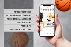 9 instagram post template Product Image 2