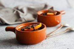 Chocolate pudding with orange Product Image 3