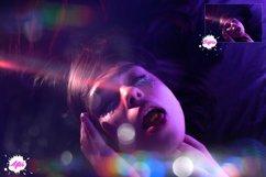 60 Dreamy Light leak Rainbow Bokeh Product Image 4