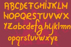 Horror Story Font - A Spooky Brush Font Product Image 5