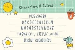 BODYNOTE Fun Handbrushed Font Product Image 6