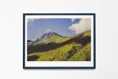 Green Mountains - Wall Art - Digital Print Product Image 3
