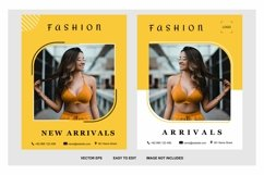 fashion media post template Product Image 1