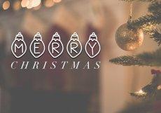 Jingle Bells - A Fun Christmas Font Product Image 5