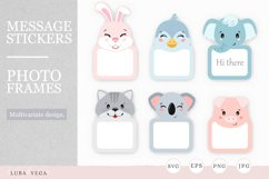 message stickers | Photo frames Product Image 1