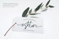Winalissa - Modern Handwritten Product Image 2