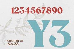 Aveline Elegant Font Product Image 3