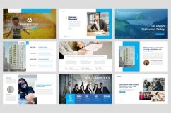 Insurance - Business Consultant PowerPoint Template Product Image 2