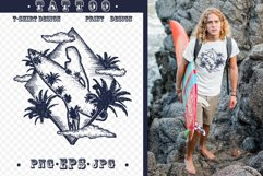 Surfing tattoo Product Image 1