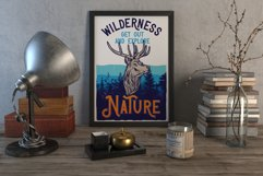 Outdoors Layered Font Product Image 6