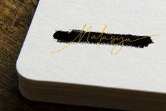 Lovely Natasya - Duo font Product Image 6