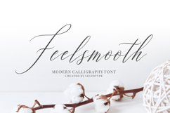 Feelsmooth Script Product Image 1