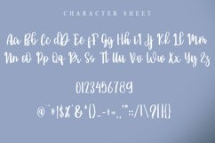 Willy Love | Sweet Handwritten Font Product Image 3