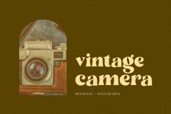 Hangier - Vintage Bold Serif Product Image 2