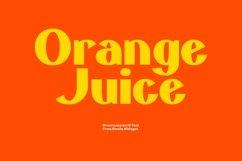 Broxo - Stylish Sans Serif Font Product Image 2
