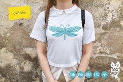 Dragonfly svg bundle, Svg Png Pdf Eps Dxf, Animal svg Product Image 4