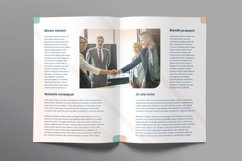 Business Advisor Brochure Bifold Product Image 3