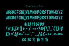 GOFIRLA - Rough Brush Font Product Image 6