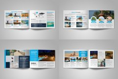 Holiday Travel Brochure Catalog Design v4 Product Image 3