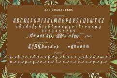 The Rynellia   Handwritten Script Font Product Image 4