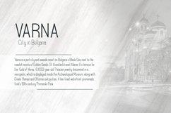 Varna - Slab Serif font family Product Image 3