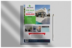 Real Estate Flyer Template Product Image 4