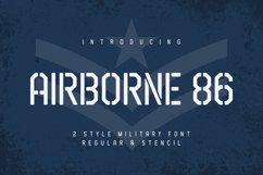 Airborne 86 Product Image 1