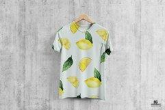 Watercolor Lemon Product Image 6
