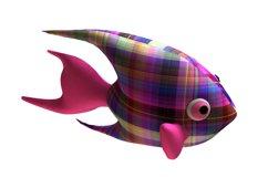 Angelfish PDF Plush Pattern Resizing Product Image 4