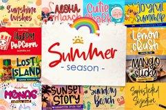 BIG BUNDLE - Seasonal Crafting Font Collection!! Product Image 5