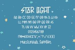 Star Light - Handwritten Font Product Image 3