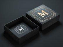 Square Box Mock up Product Image 6