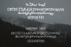 SeaGlass - A Font Duo Product Image 5