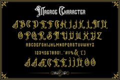 Magroe Vintage Typeface Product Image 6